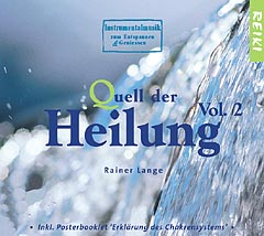 CD Quell der Heilung Vol.2